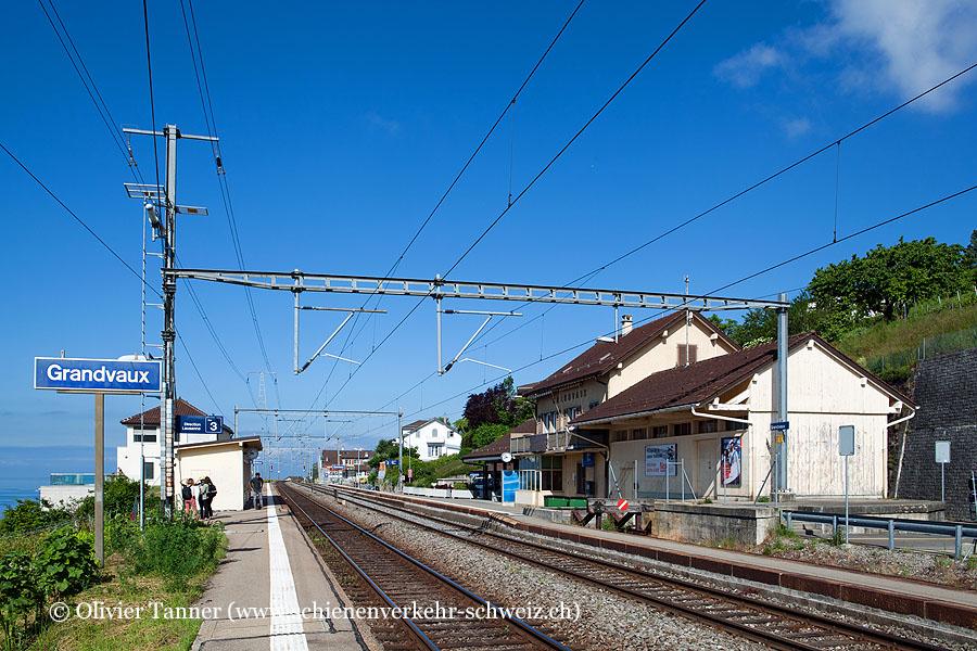 "Bahnhof ""Grandvaux"""