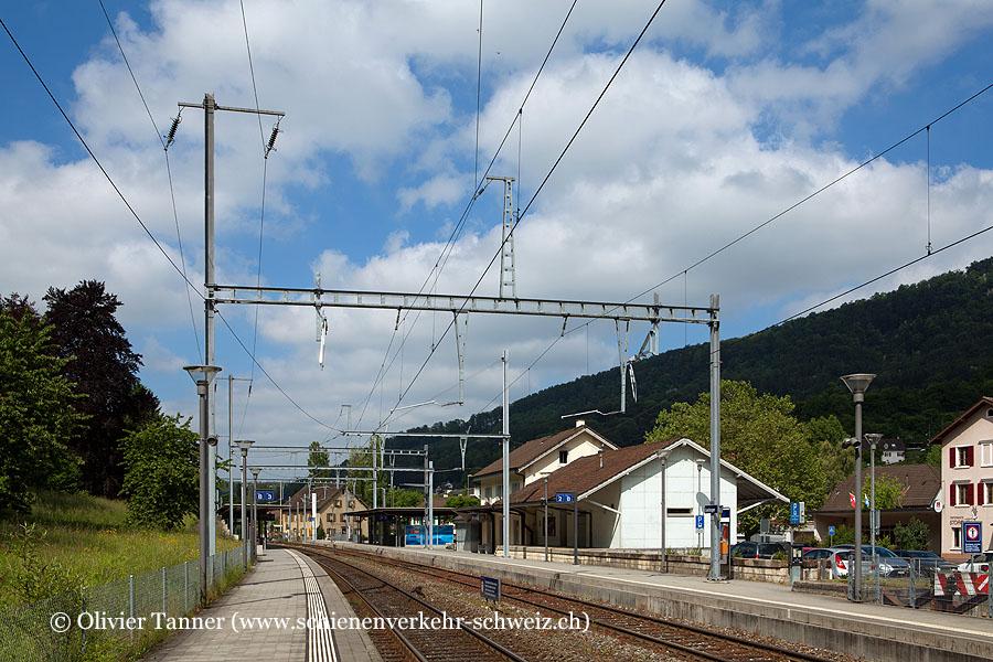 "Bahnhof ""Grellingen"""