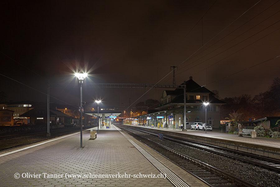 """Bahnhof """"Grenchen Nord"""""""