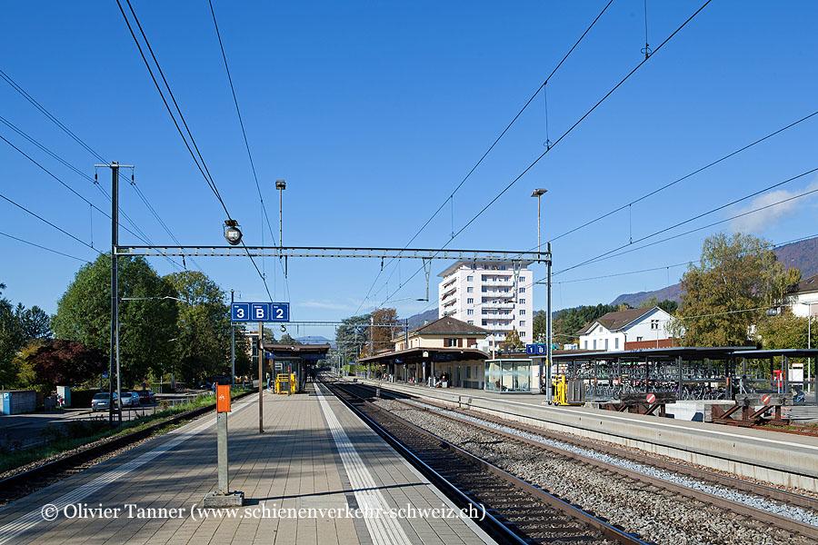 """Bahnhof """"Grenchen Süd"""""""