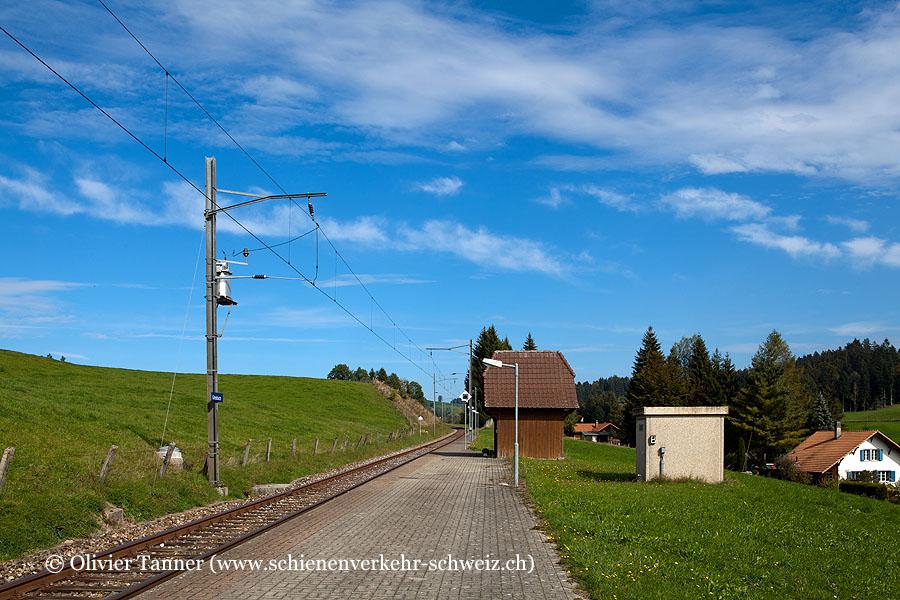 """Bahnhof """"Griesbach"""""""