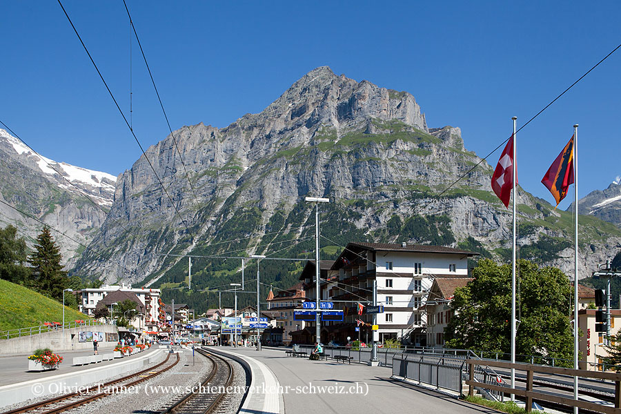 "Bahnhof ""Grindelwald"""