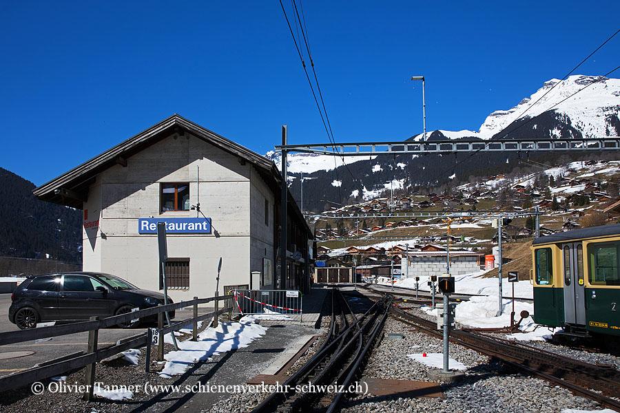 """Bahnhof """"Grindelwald Grund"""""""