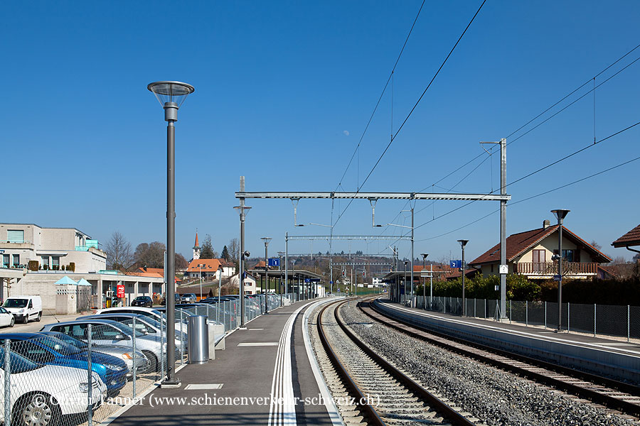 "Bahnhof ""Grolley"""