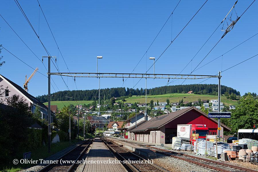 "Bahnhof ""Grosshöchstetten"""
