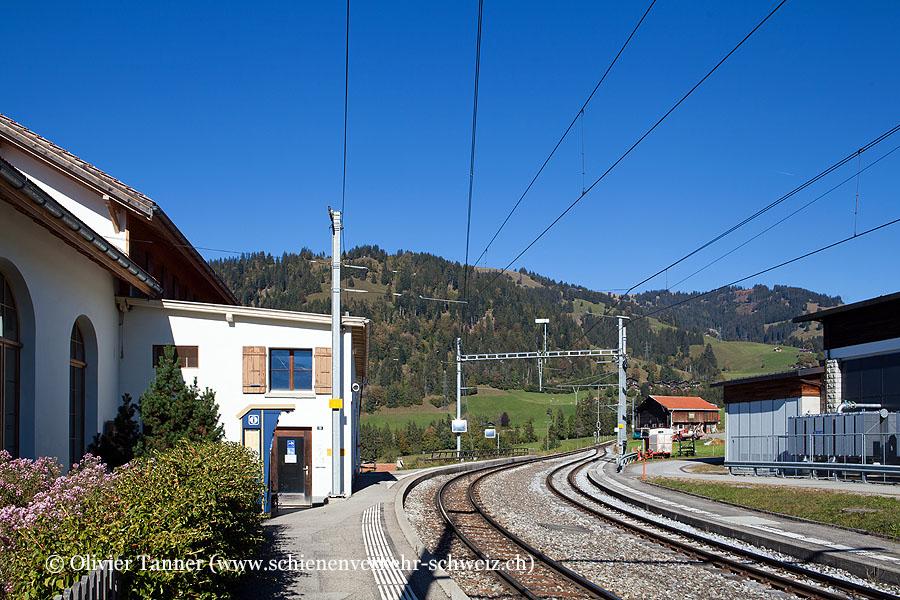 """Bahnhof """"Gruben"""""""