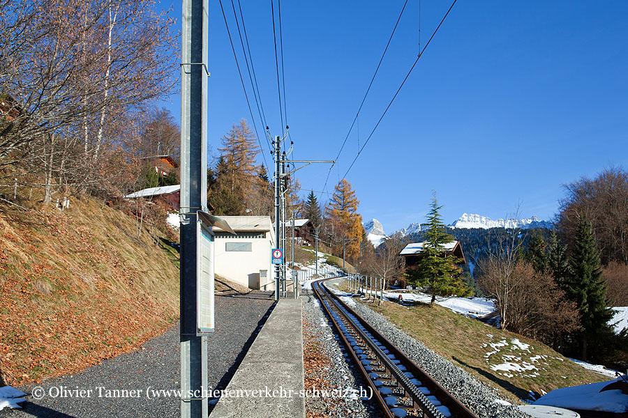 """Bahnhof """"Gryon-Chalméry"""""""