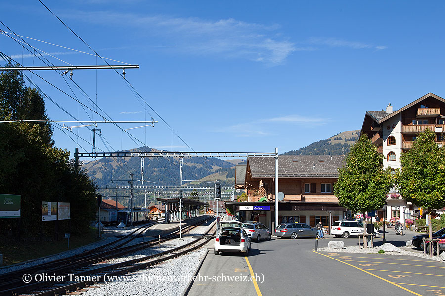 "Bahnhof ""Gstaad"""