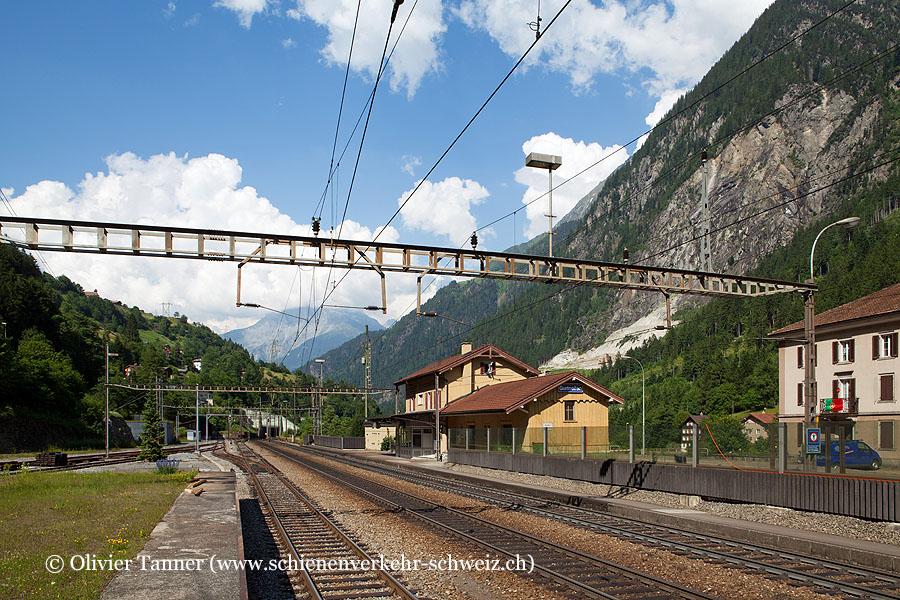"Bahnhof ""Gurtnellen"""