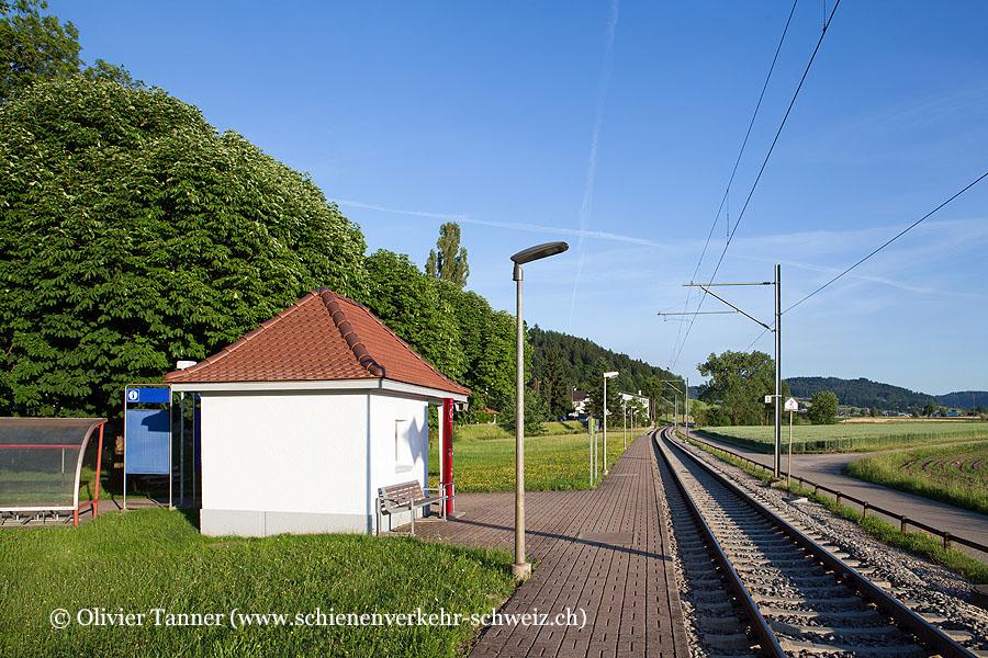 """Bahnhof """"Gutenburg"""""""