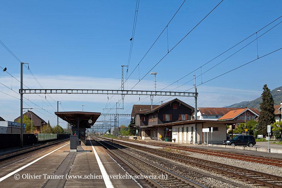 "Bahnhof ""Hägendorf"""