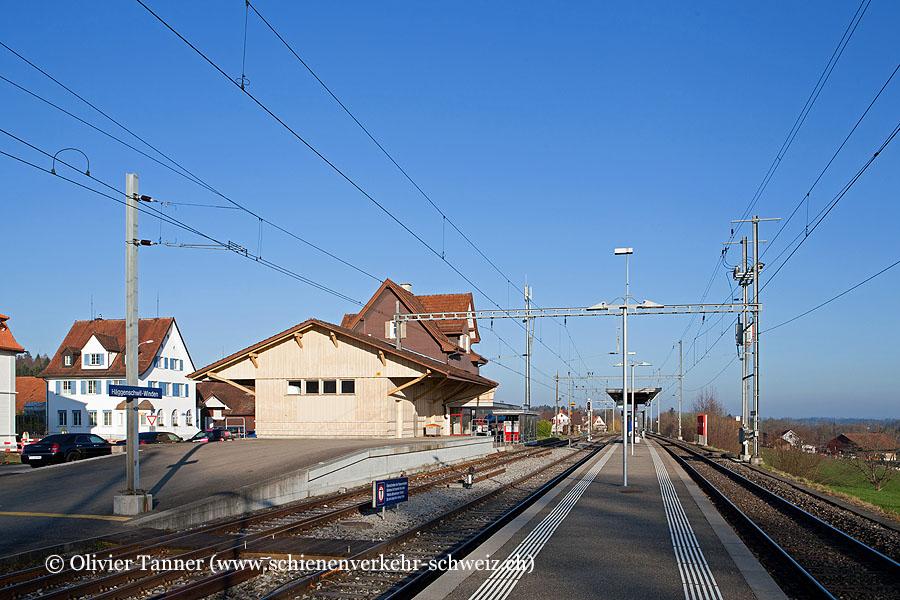 """Bahnhof """"Häggenschwil-Winden"""""""