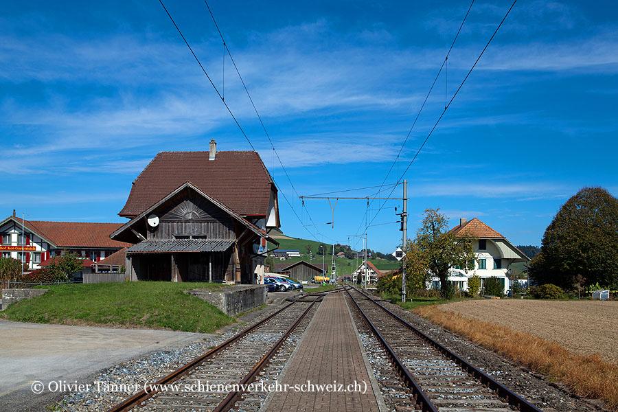 "Bahnhof ""Häusernmoos"""