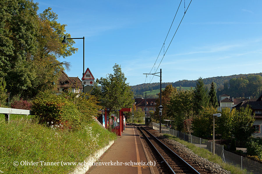 """Bahnhof """"Hölstein Süd"""""""