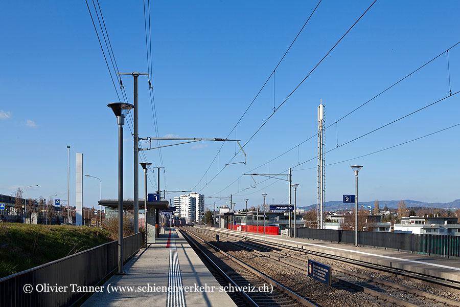 "Bahnhof ""Hünenberg Chämleten"""