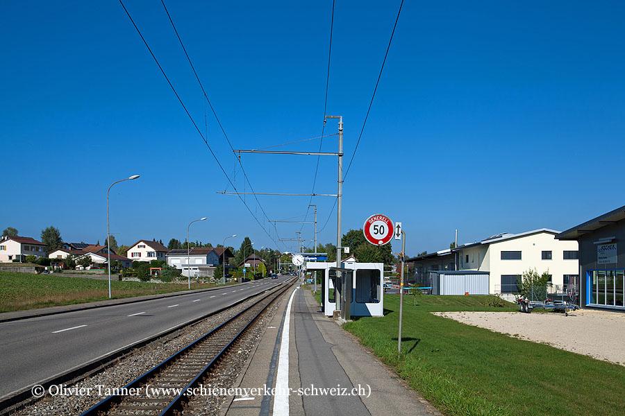 "Bahnhof ""Hagneck"""