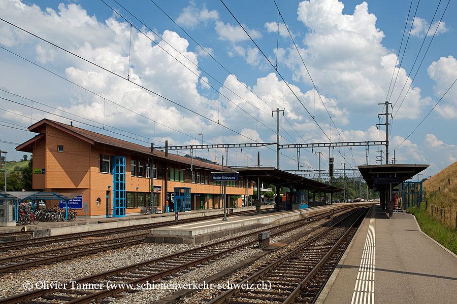 "Bahnhof ""Hasle-Rüegsau"""