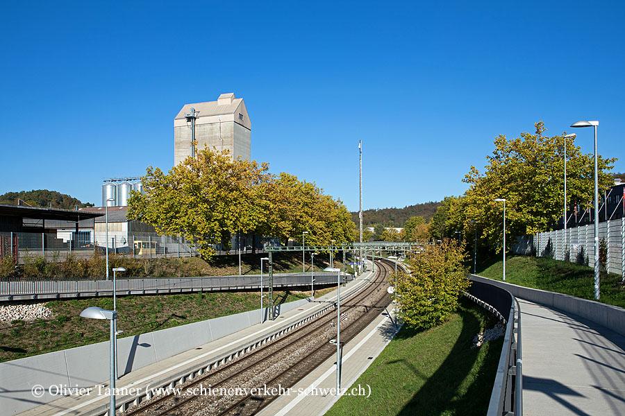 """Bahnhof """"Herblingen"""""""