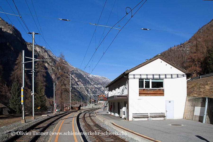 """Bahnhof """"Herbriggen"""""""