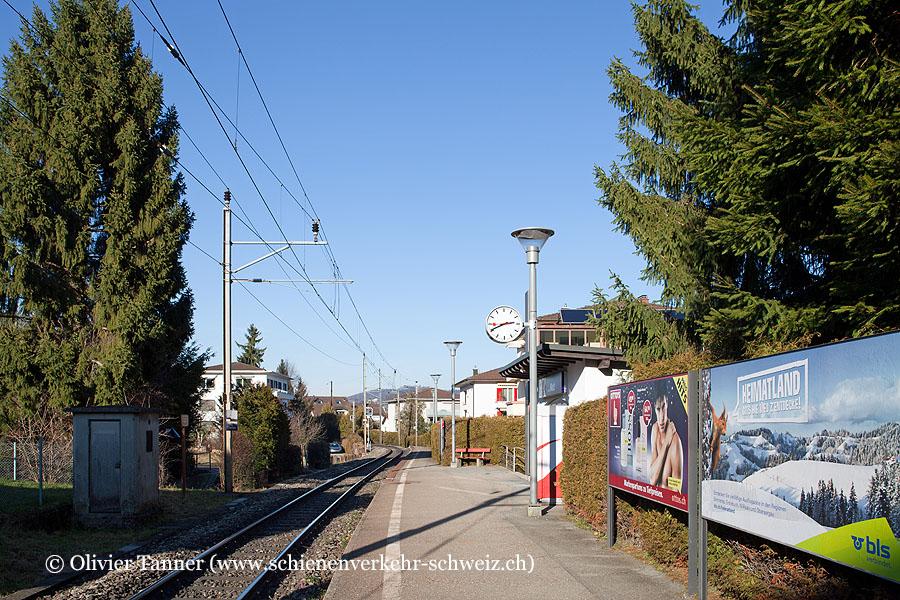 """Bahnhof """"Hergiswil Matt"""""""