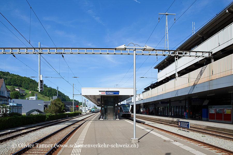 "Bahnhof ""Herisau"""