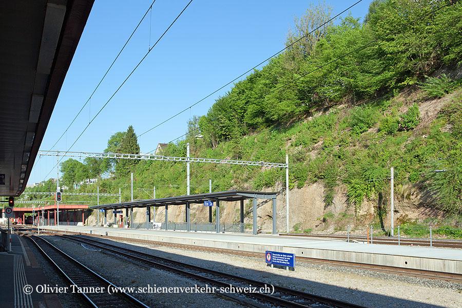 "Bahnhof ""Herisau AB"""