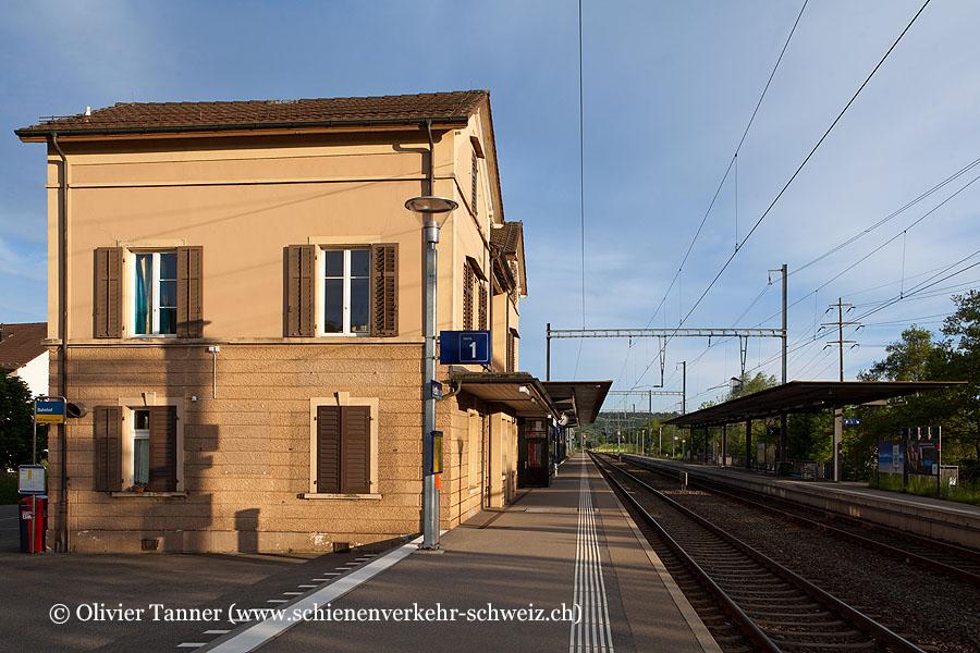 """Bahnhof """"Hettlingen"""""""