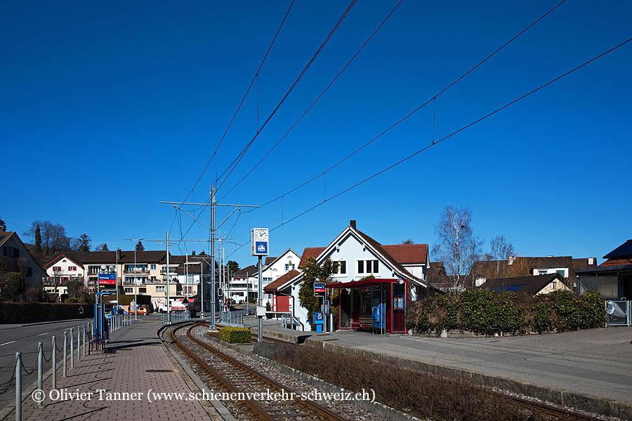 "Bahnhof ""Hinteregg"""