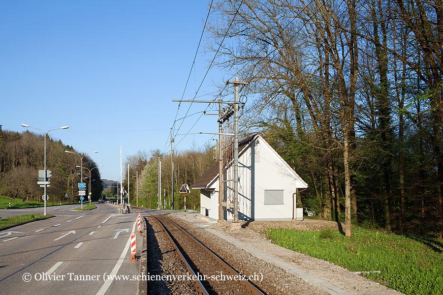 "Bahnhof ""Hinteres Riedholz"""