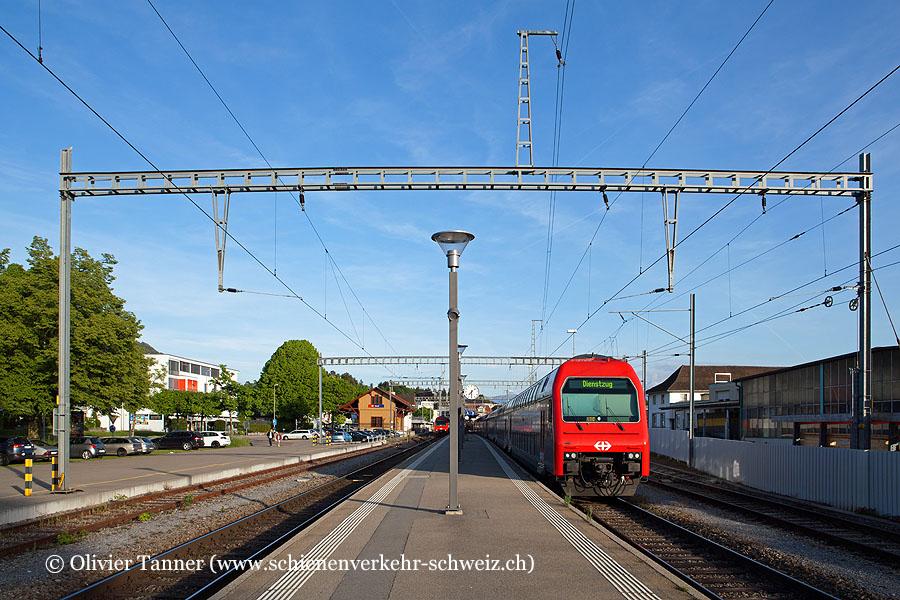 """Bahnhof """"Hinwil"""""""