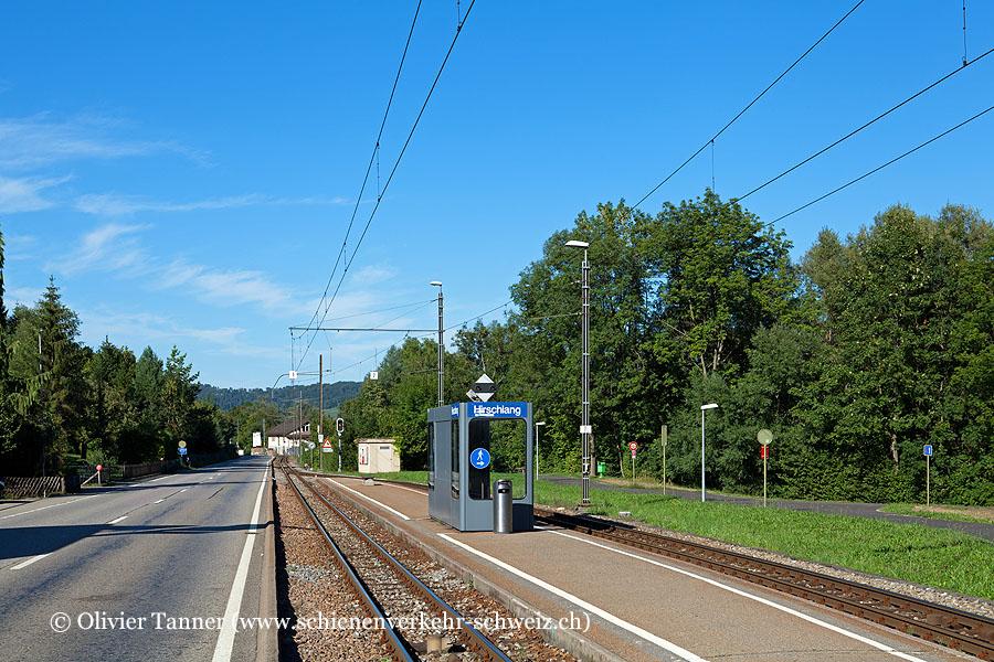 "Bahnhof ""Hirschlang"""