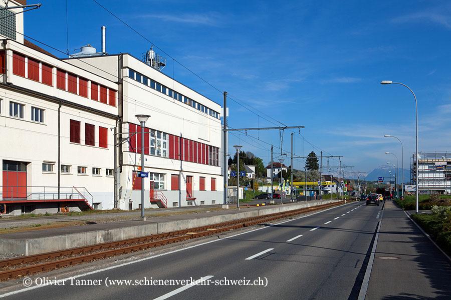 "Bahnhof ""Hitzkirch"""