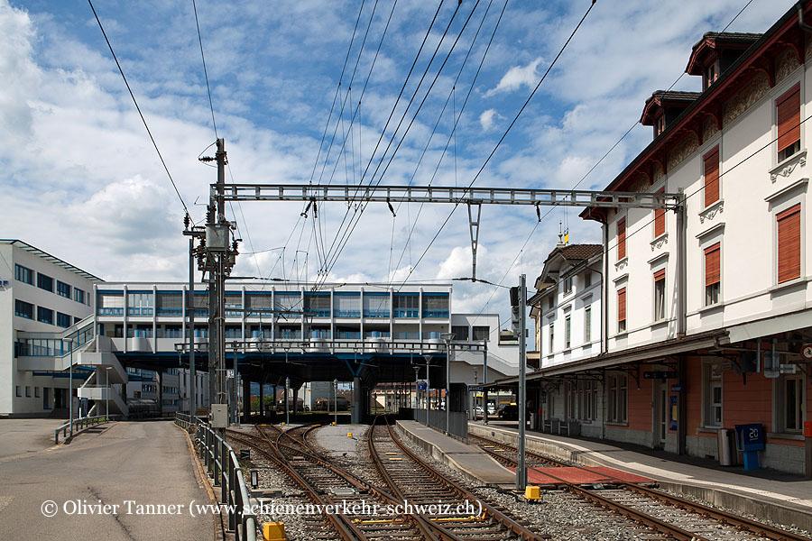 """Bahnhof """"Hochdorf"""""""