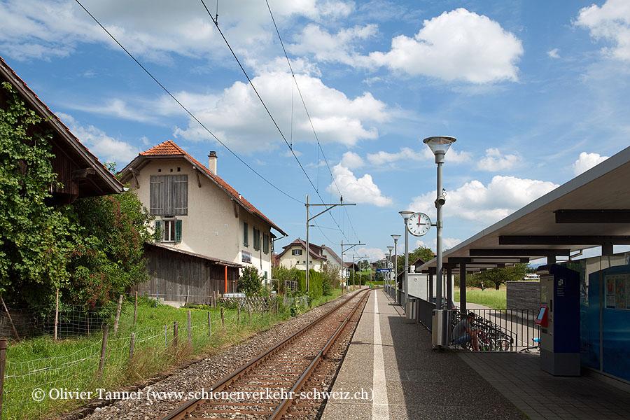 """Bahnhof """"Hochdorf Schönau"""""""
