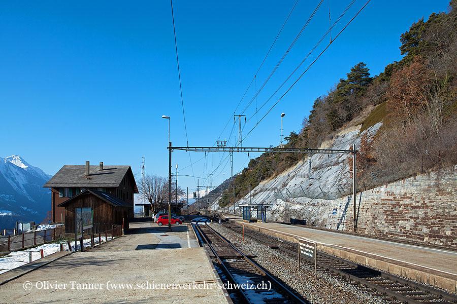 """Bahnhof """"Hohtenn"""""""