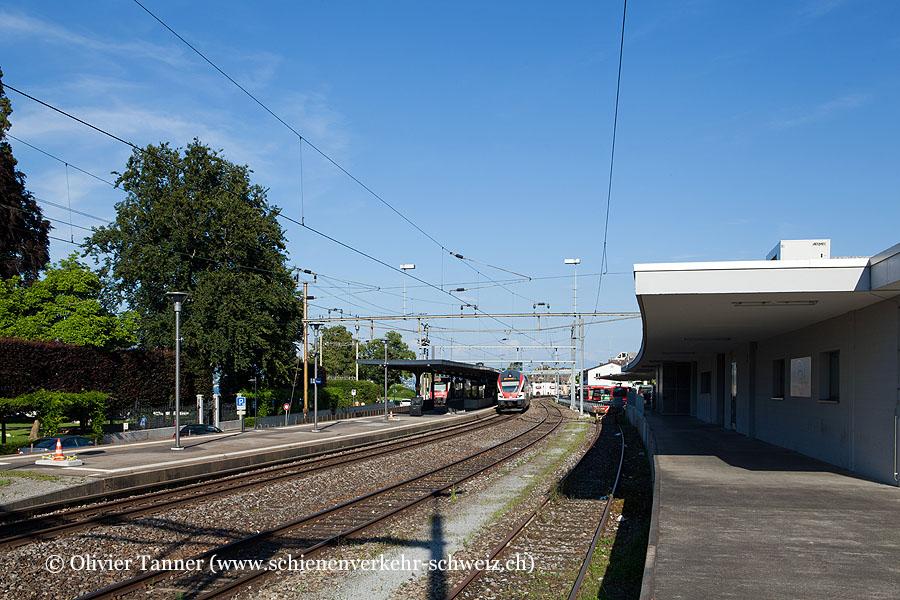 "Bahnhof ""Horgen"""