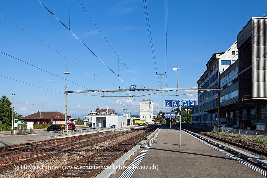 """Bahnhof """"Horgen Oberdorf"""""""