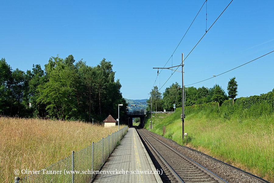"""Bahnhof """"Hurden"""""""