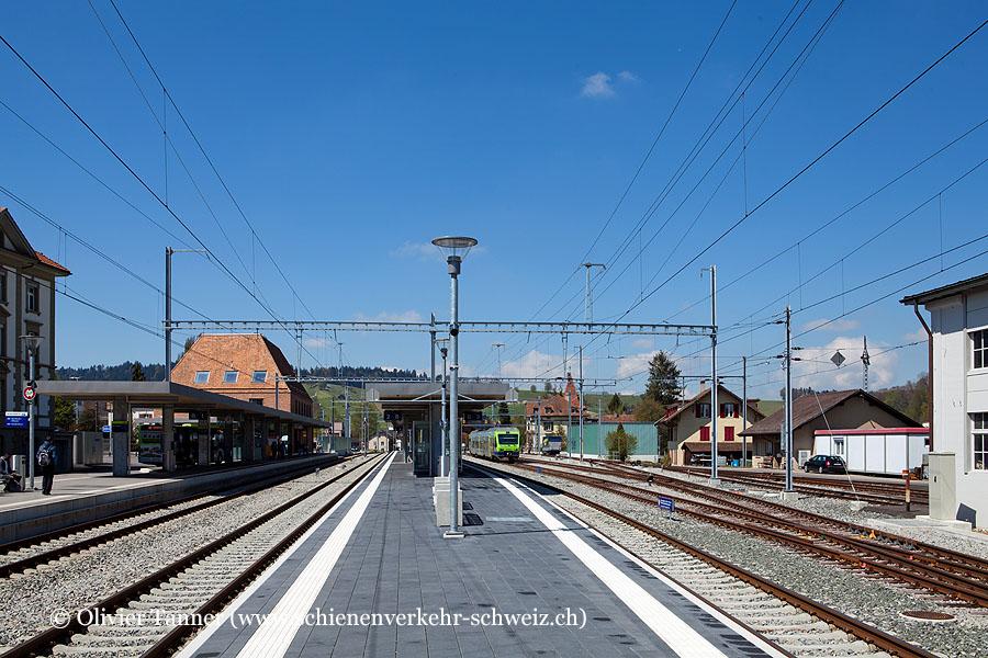 "Bahnhof ""Huttwil"""