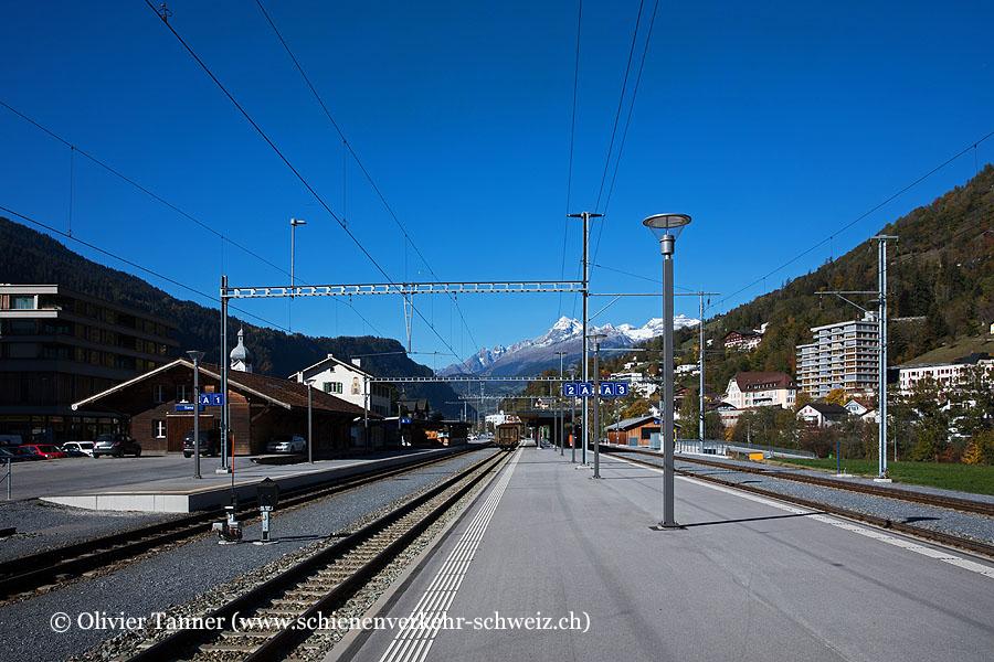 "Bahnhof ""Ilanz"""