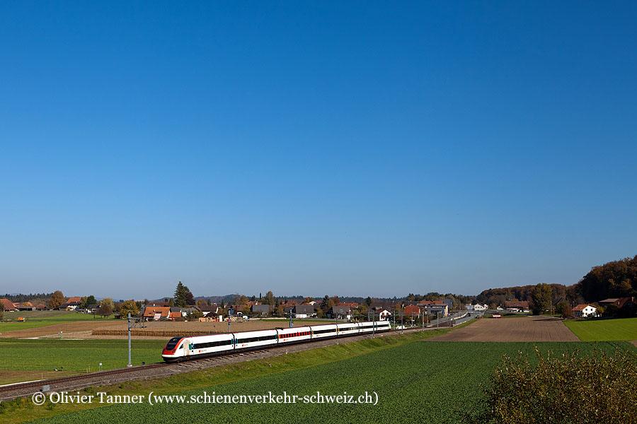 """Bahnhof """"Inkwil"""""""