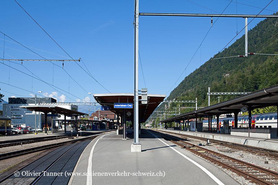 """Bahnhof """"Interlaken Ost"""""""