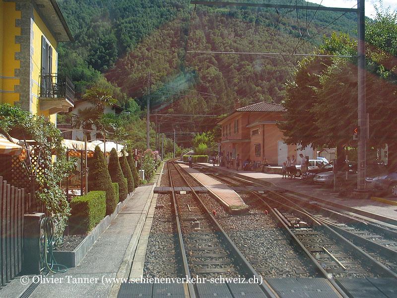 "Bahnhof ""Intragna"""