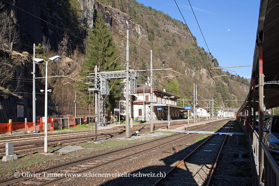"Bahnhof ""Iselle di Trasquera"""