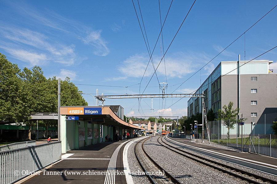 """Bahnhof """"Ittigen bei Bern"""""""