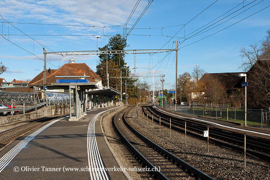 """Bahnhof """"Jegenstorf"""""""