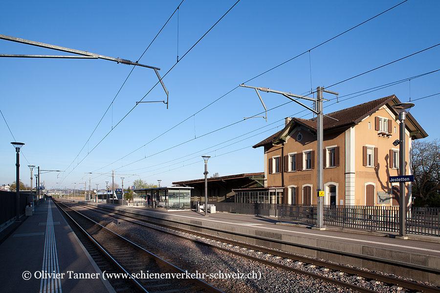 """Bahnhof """"Jestetten"""""""