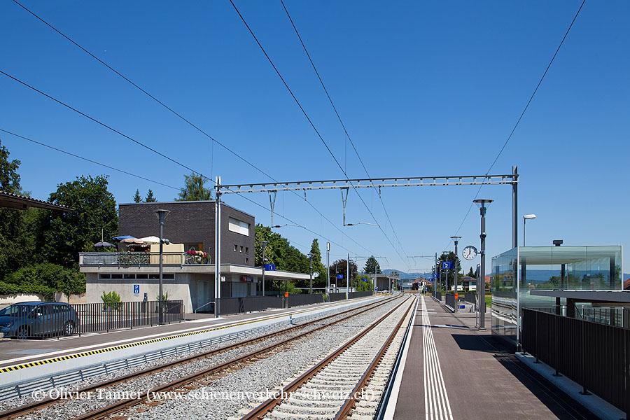 """Bahnhof """"Kölliken"""""""