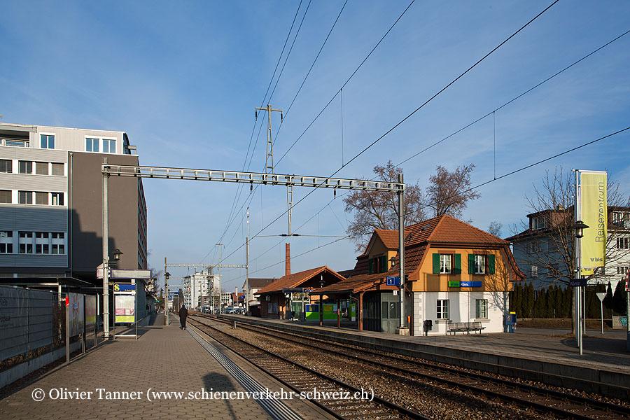 """Bahnhof """"Köniz"""""""