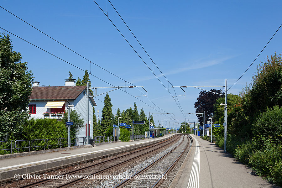 """Bahnhof """"Küsnacht Goldbach"""""""